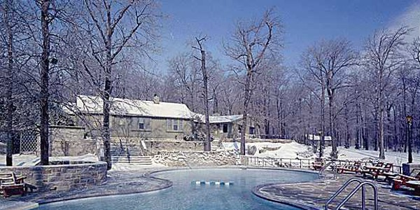 Main Lodge, Camp David