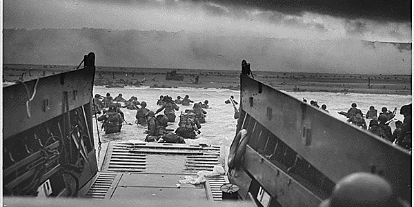 World War II, Invasion of Normandy