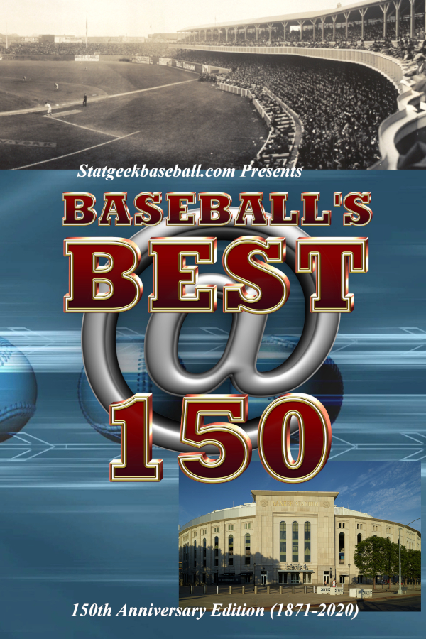 Baseball's Best @ 150 Book