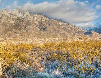 Organ Mountains Desert Peaks