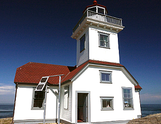 San Juan Islands Lighthouse