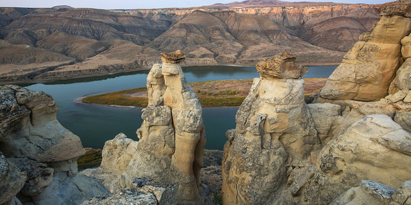 Upper Missouri Breaks National Monument