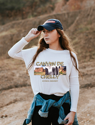 Canyon de Chelly T-Shirts and Souvenirs