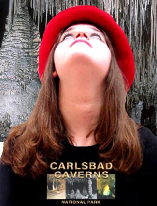 Carlsbad Caverns National Park T-Shirts, Backpacks, and Souvenirs