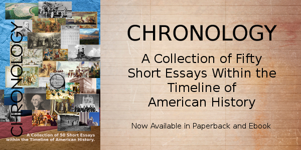 Chronology Book Ad