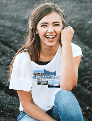 Glacier Bay T-Shirts, Backpacks, and Souvenirs