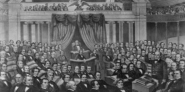 Daniel Webster and the Compromise of 1850