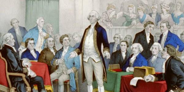 George Washington, Continental Congress