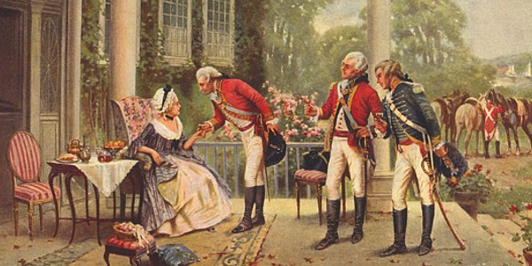 Redcoats in Occupation