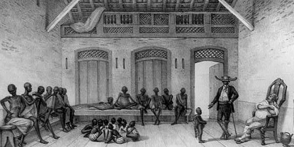Brazil Slave Market