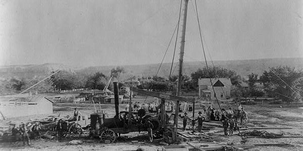 Settlement in Bluff, Utah