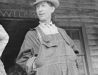 Ozarks Area Mountaineer 1930's