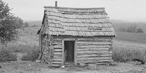 Ozarks Homestead 1930's