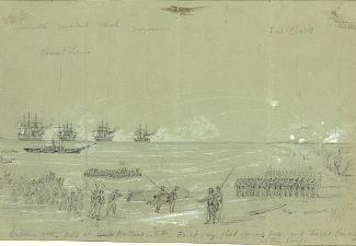 Civil War on Cape Hatteras