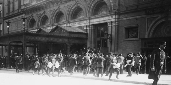 Carnegie Hall and the Republican Convention