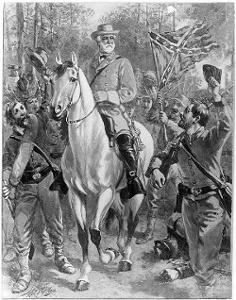 Robert E. Lee at Chancellorsville