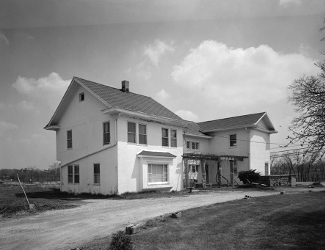 Charles Young Home