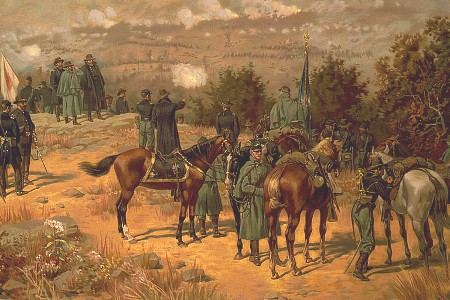 Chickamauga and Chattanooga