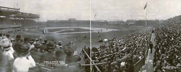 South Side Park, Chicago 1909