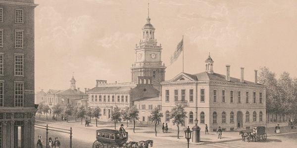 Congress Hall, Philadelphia