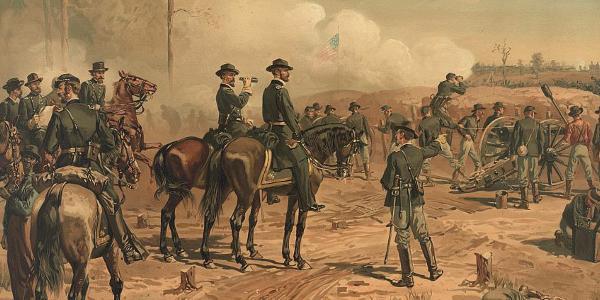 Atlanta Campaign Civil War 1864