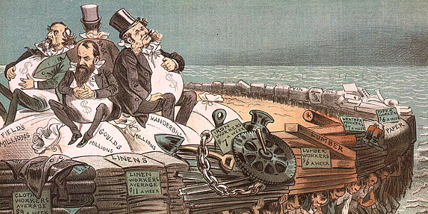 Robber Barons and Cyrus West Fields