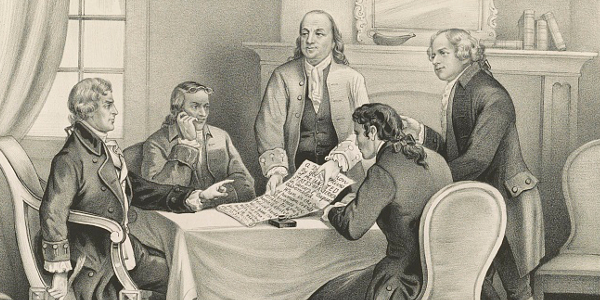 Declaration of Independence Committee of Five