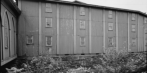 Thaddeus Fairbanks Factory