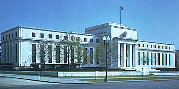 Eccles Building, Federal Reserve