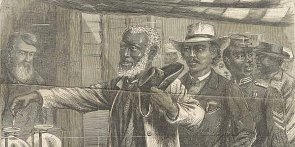 First Vote, African Americans