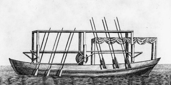 John Fitch's Steamboat