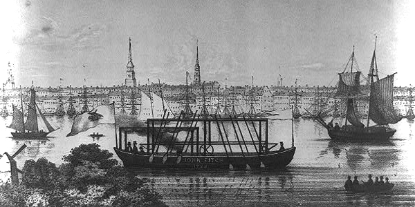 John Fitch Steamboat