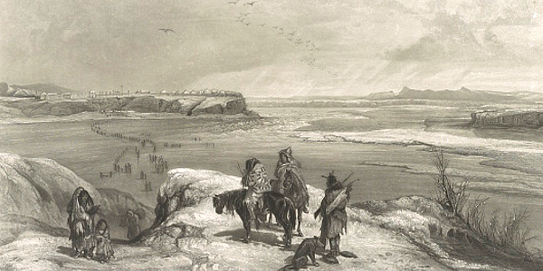 Indian Trade, Fort Clark