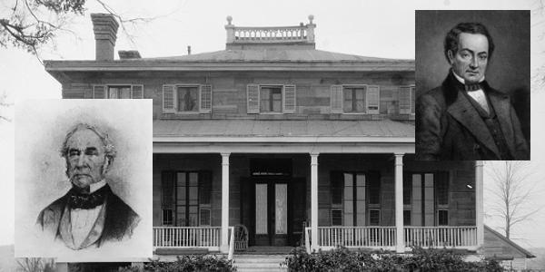Fort Gibson, Ellsworth, Washington Irving