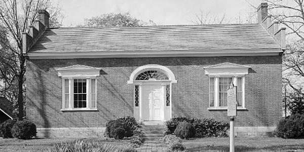 Carter House, Battle of Franklin