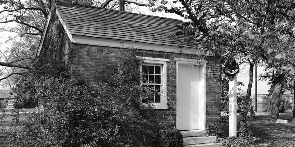 Kitchen Building, Carter House, Battle of Franklin