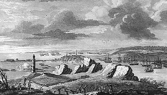 Siege of Louisbourg Canada