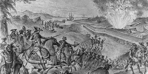 Siege of Pensacola, Galvez Expedition