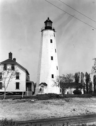 Lighthouse at Sandy Hook, Gateway NRA