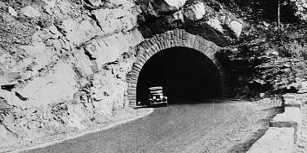 Great Smoky Mountains Tunnel