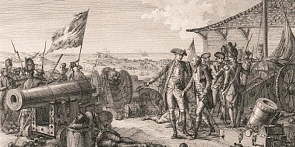 Battle for Grenada American Revolution