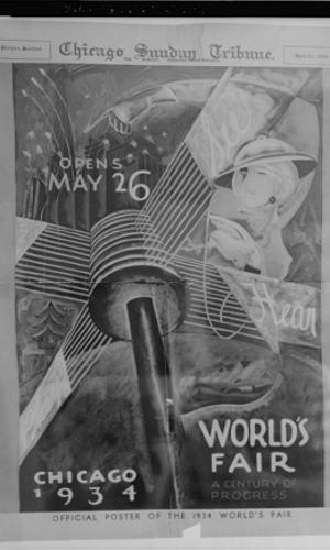 Century of Progress Poster