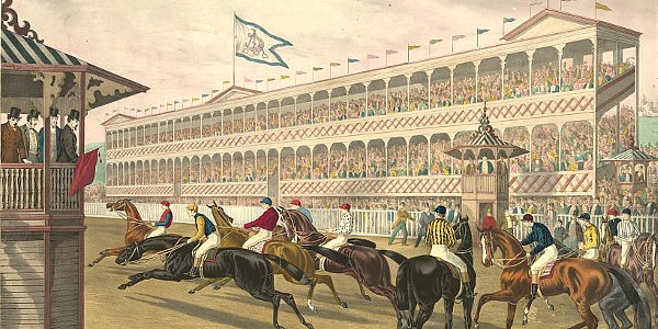 Horse Racing at Jerome Park