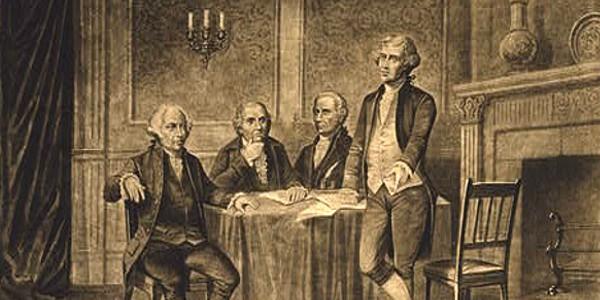 John Adams at Continental Congress