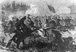 Battle of Kelly's Ford, Virginia