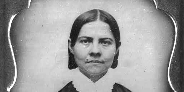Suffragette Lucy Stone