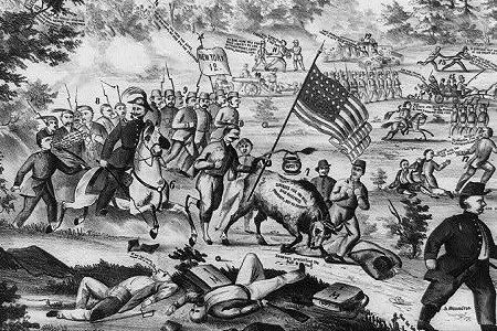 Battle of Manassas