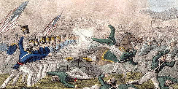 Battle of Churubusco, Mexican War