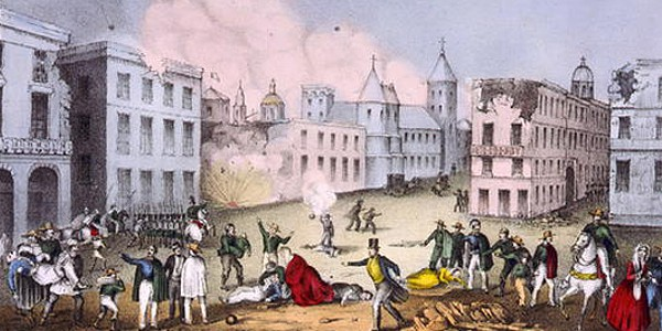 Battle of Veracruz, Mexican War