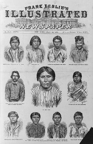 Modoc Indians